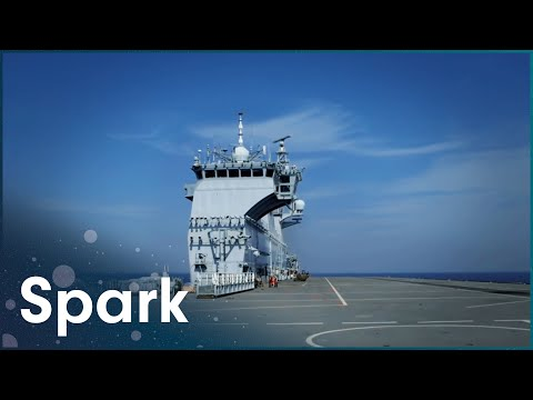 The Technology Behind Highly Complex Warships | Warship | Spark