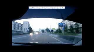 Подборка ДТП. Июль 2012. Часть 1.