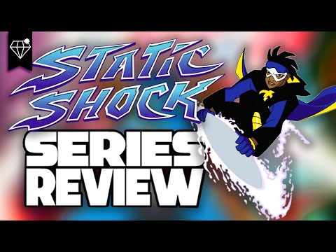 TV Review   Static Shock