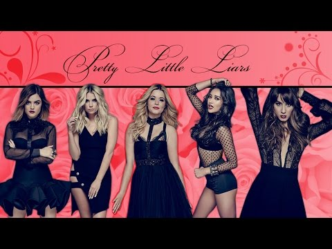 How does PLL end? Who is a? - Pretty Little Liars books