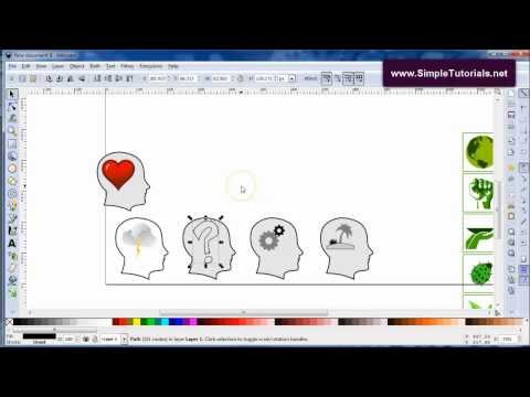 Inkscape Vector Graphics Editor Tutorial