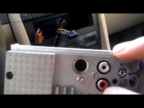 [1/4] Cómo montar una radio de coche china de AliExpress con lector de tarjetas, USB y Bluetooth