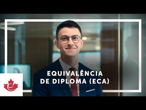 Equivalência de diploma no Canadá - LIVE
