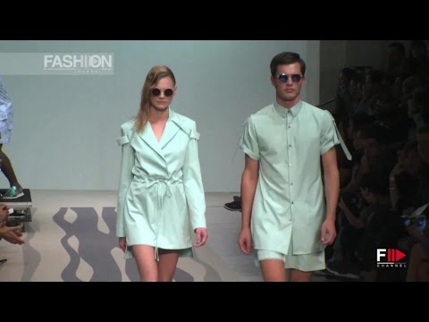 LUIS CARVALHO at ModaLisboa Vision Spring Summer 2015 by Fashion Channel