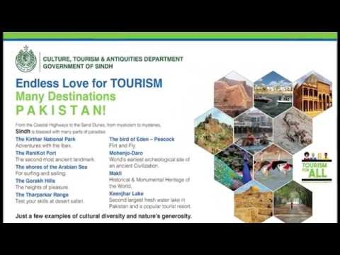 Tourist Places in Sindh - Famous Tourism Attractions