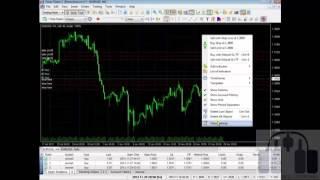 Tutorial Forex Tester (Capítulo 2) datos, tiempo y elementos gráficos