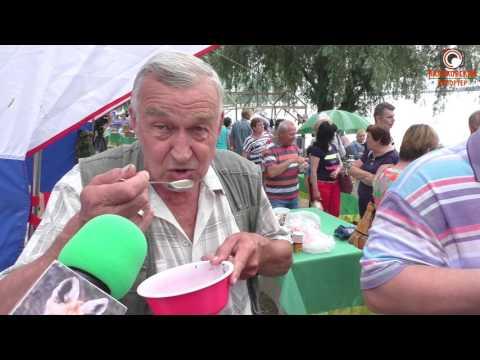 Фестиваль ухи в городе Вольск