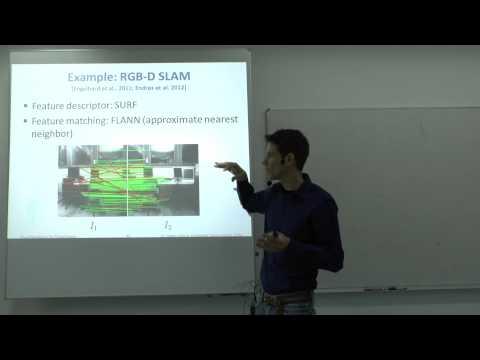 Lecture 6: Visual Navigation for Flying Robots (Dr. Jürgen Sturm)