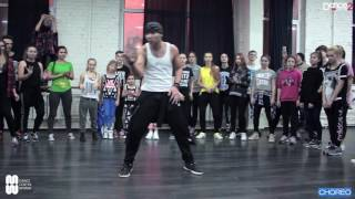 Chris Brown - Fine By Me - Dres Reid - Dance2sense