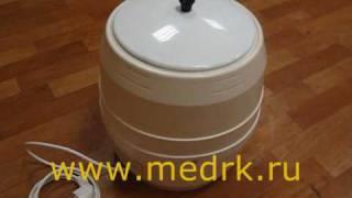 Парафинонагреватель электрический Каскад 7 л(Видео электрического парафинонагревателя Каскад-7 на сайте www.medrk.ru (компания МедикоСнаб). В видеоклипе..., 2009-12-17T09:38:30.000Z)