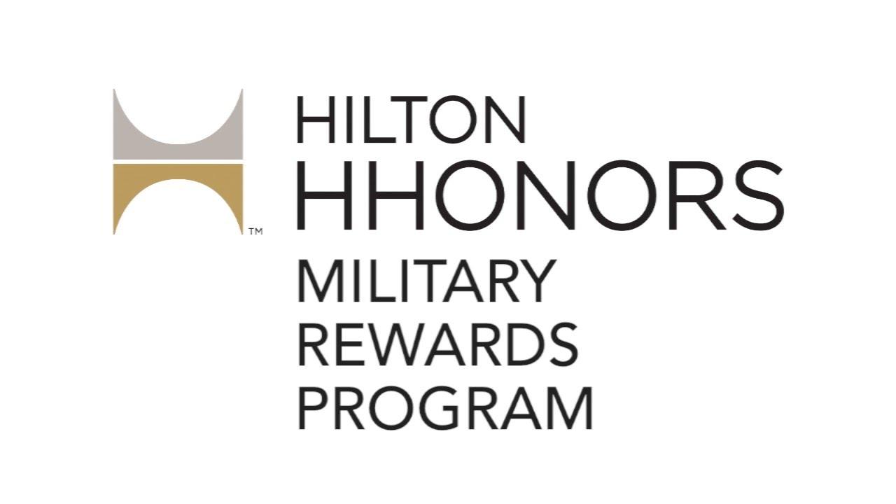 Hilton HHonors Military Rewards Program - YouTube