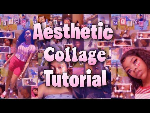 aesthetic-collage-tutorial-w/-picsart-&-prequel-||-life-of-nini