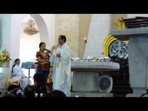 Chứng nhân Lòng Thương Xót của Chúa trưa 25.8 - NT Chí Hòa ( P 5 )