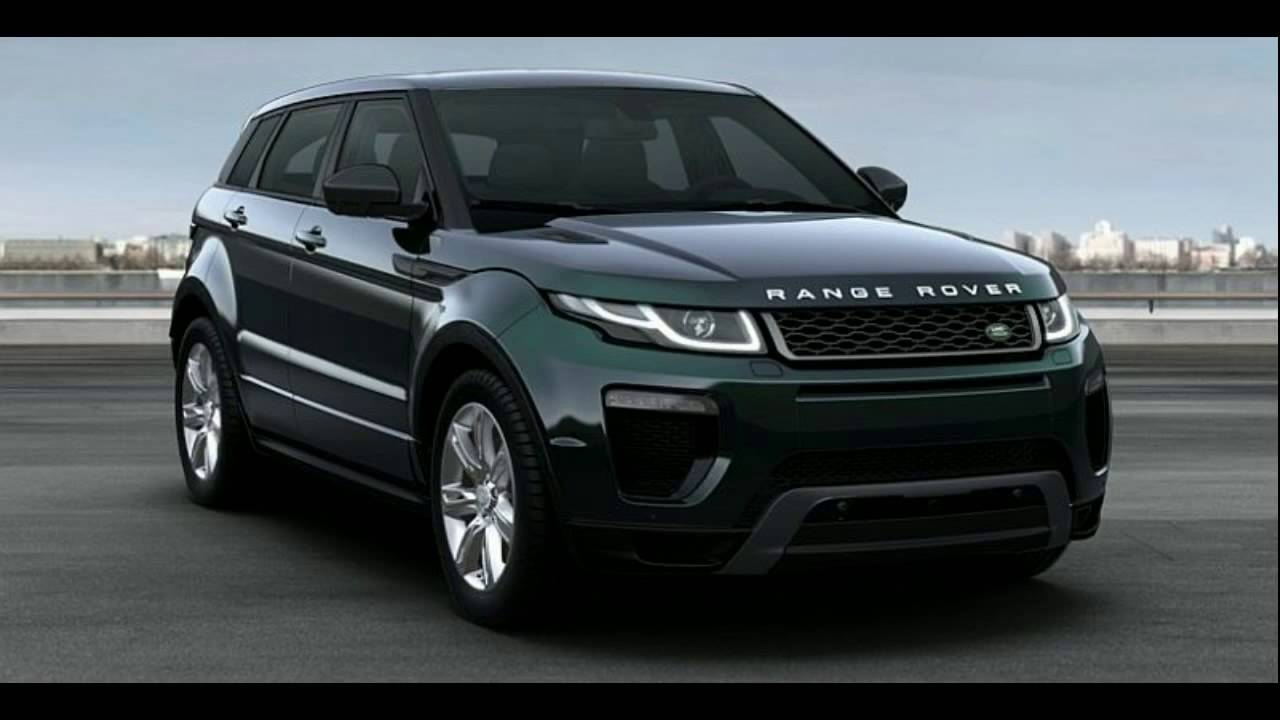 2018 land rover evoque youtube. Black Bedroom Furniture Sets. Home Design Ideas
