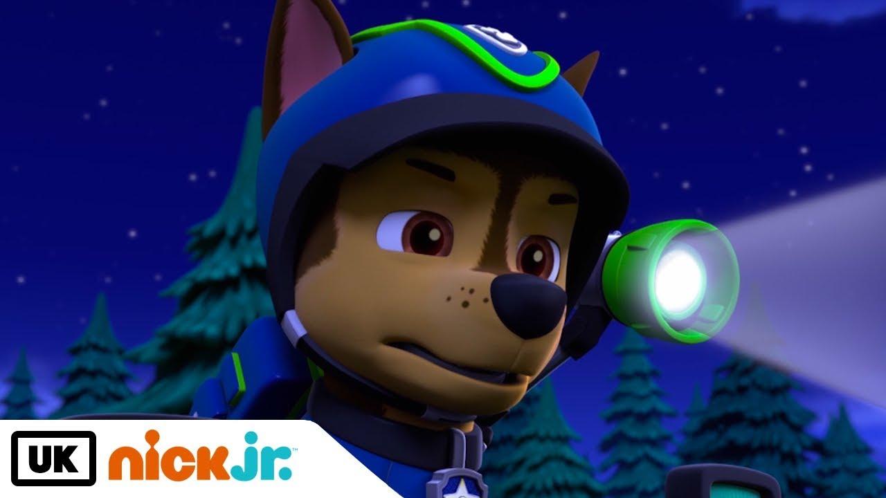 Paw Patrol   Welpen retten eine Stadt Kitty   Nick Jr. UK + video