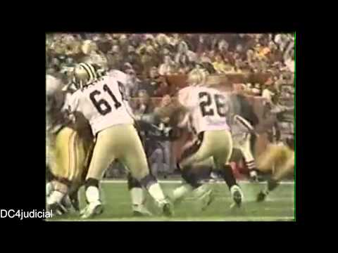 Champ Bailey Redskins Mini Clip