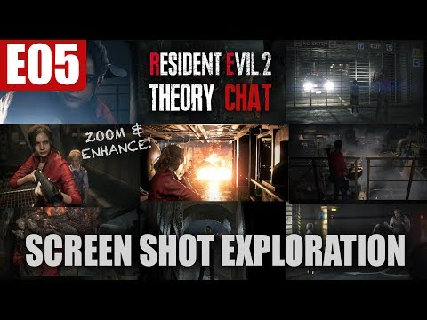Resident Evil 2 Remake Theory Chat | Claire Demo & Birkin | Special GAMESCOM REVEAL Episode!