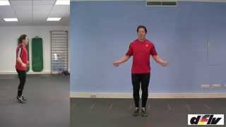Der Fitnesstest in der Trainer B-Lizenz: Teil 1 - Seilspringen