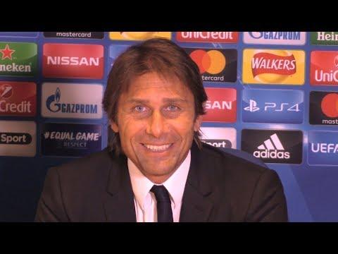 Chelsea 6-0 Qarabag - Antonio Conte Full Post Match Press Conference - Champions League