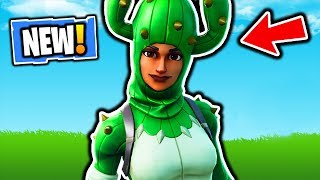 FORTNITE NEW PRICKLY PATROLLER SKIN! FORTNITE NEW ITEM SHOP UPDATE! FREE VBUCKS SKINS GIVEAWAY