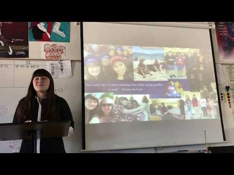Senior Defense Presentation