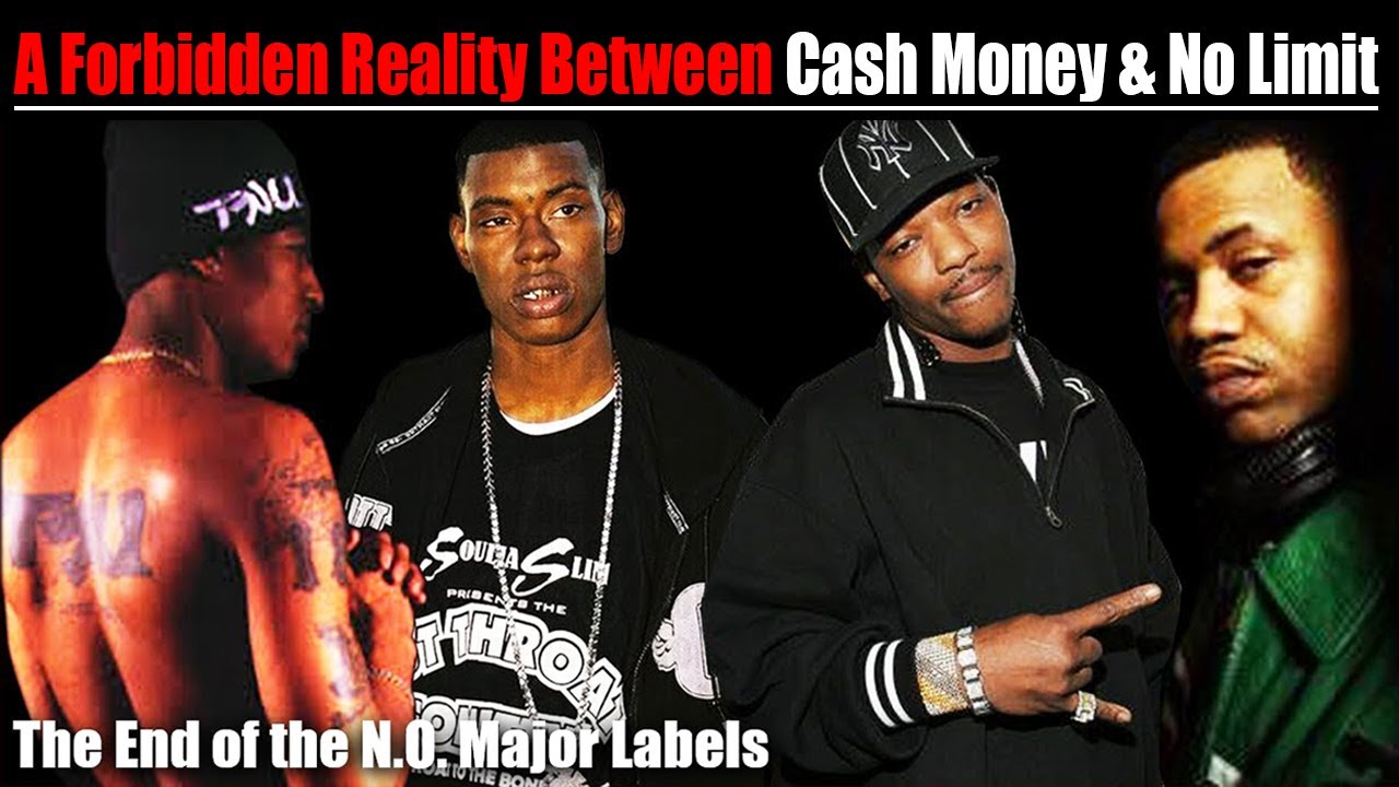 A Forbidden Reality between Cash Money & No Limit