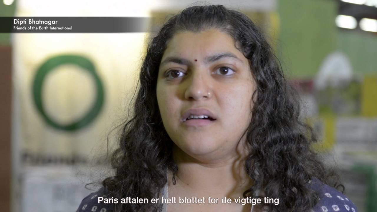 Det lange spil om klimaet, Slutspil i Paris