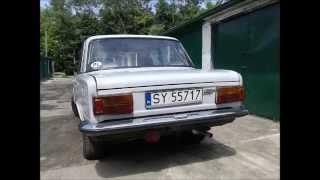 Fiat 125p Mała przemiana