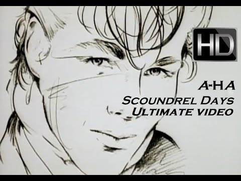A-ha - Scoundrel Days (The Ultimate Fan Music Video) | Scoundrel Days Aha mp3