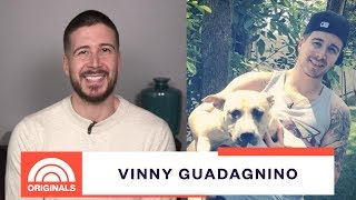 'Jersey Shore' Star Vinny Guadagnino's Dog Can Sense When He Is Stressed