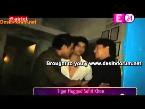 Ayesha Shroff & Sahil Khan Scandal