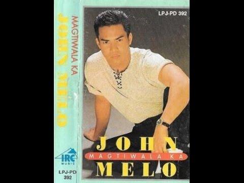 Magtiwala Ka (Lyric Video) Singer John Melo, Composer Freddie Saturno