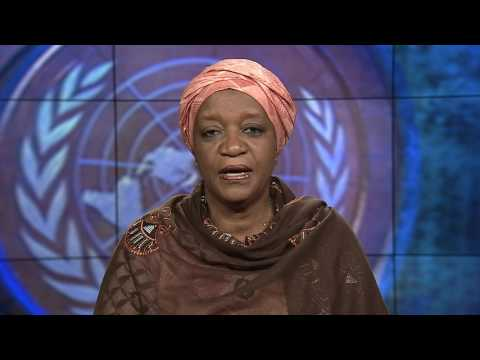 Zainab Hawa Bangura on the issue of sexual violence against males in conflict