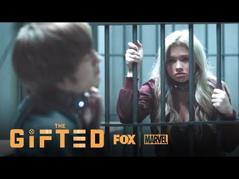 Andy & Lauren Are Stuck In Jail | Season 1 Ep. 10 | THE GIFTED