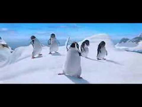 Comme d'habitude par les pingouins