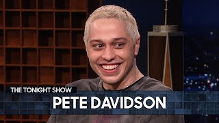 Pete Davidson Told Questlove to Really Hit Him in an SNL Sketch with Timothée Chalamet