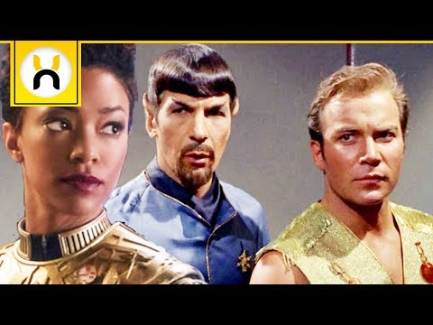 How Star Trek: Discovery Fits In Original Canon Theory EXPLAINED