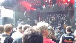 Kampfar - Troll, Død Og Trolldom (live at Baden in Blut 2015)