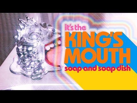 The Flaming Lips - King's Mouth Soap and Soap Dish Commercial
