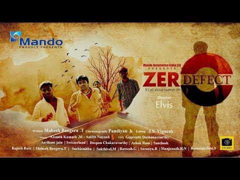 ZERO DEFECT Short film By Mando Automotive India Pvt. Ltd Chennai