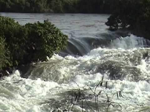 kayaking white nile, uganda 2009