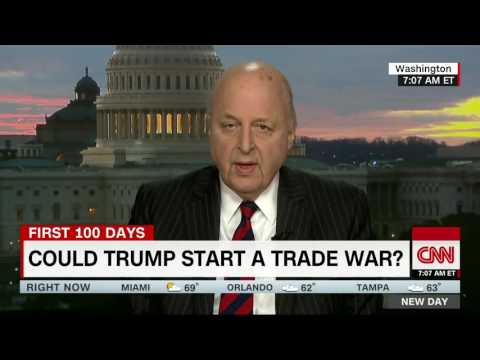 John Negroponte: 20% tariff could only lead to a downward spiral of economic activity