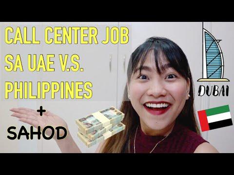 Kaibahan ng Call Center sa Pinas at UAE| Kailangan ba Americ