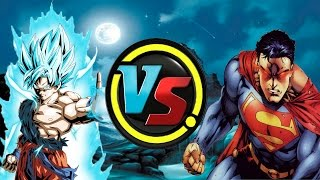 vuclip Goku V.S. Superman Rematch Analysis: Was ScrewAttack Fair Or Unfair?