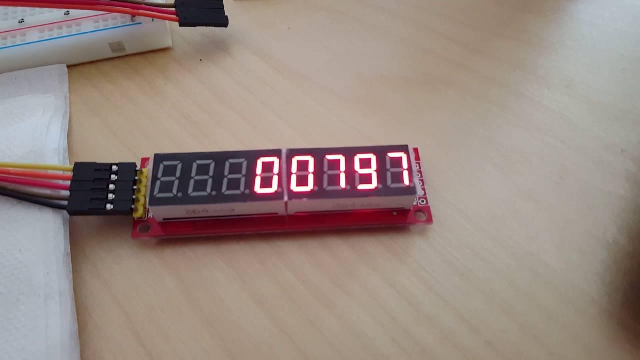 Prepar3D altitude on Arduino