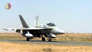 فيديو.. اختتام فعاليات التدريب الجوي المصري الكويتي المشترك