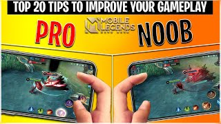Top 20 Tips and Tricks in Mobile Legends | Ultimate Guide To Become a Pro screenshot 4