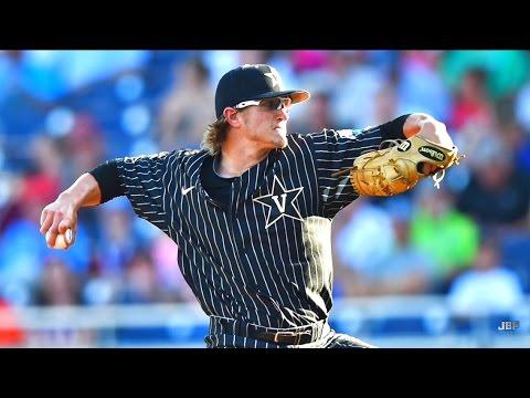 Filthy Fulmer    Vanderbilt RHP Carson Fulmer Highlights ᴴᴰ