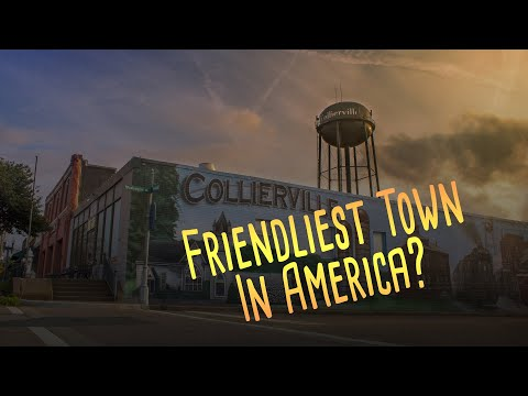Friendliest Town In America | Collierville, TN