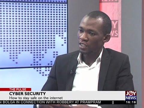 Cyber Security - The Pulse on JoyNews (9-1-18)